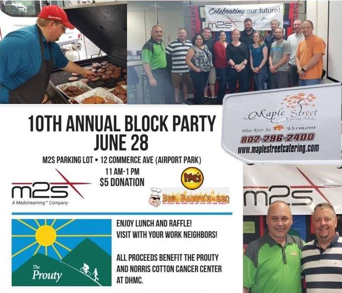 10th Annual AirPark Block Party