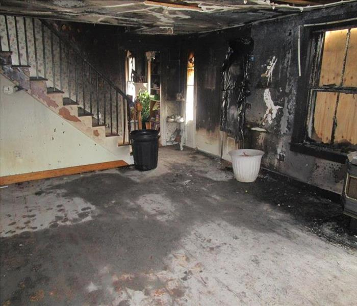RESIDENTIAL FIRE LOSS