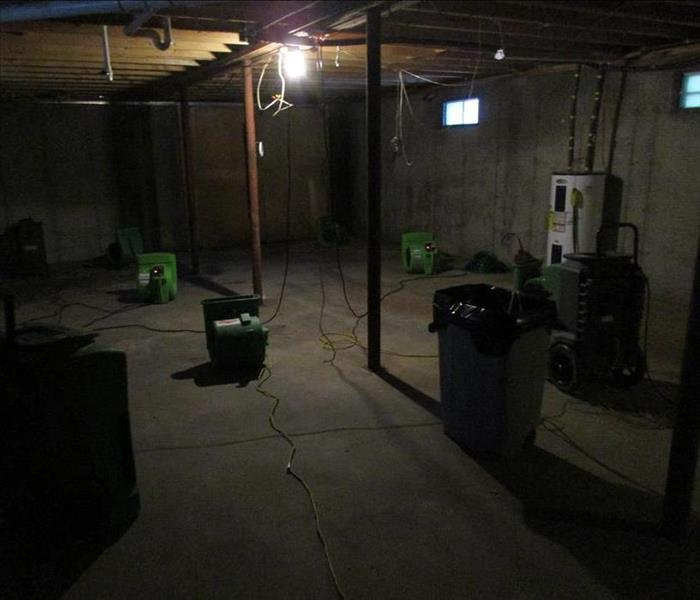 WATER DAMAGE - BETHLEHEM, NH