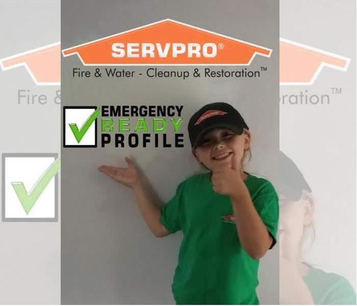Why SERVPRO Be prepared when disaster strikes!