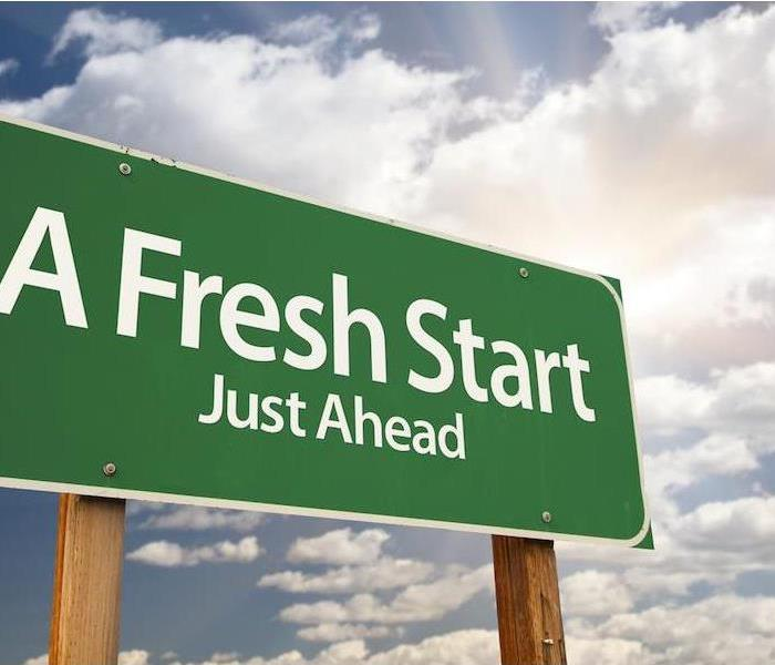 Why SERVPRO  Does your business or home need a fresh start?