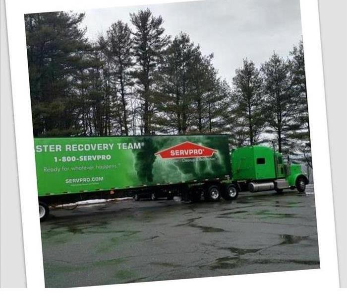 Storm Damage When Storms or Floods hit our Communities SERVPRO is READY!