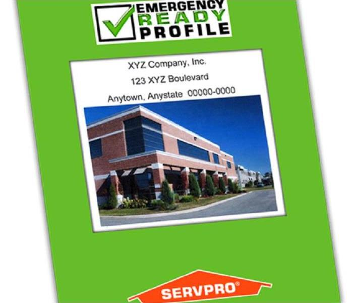 Commercial Be prepared with the SERVPRO Emergency Response Program