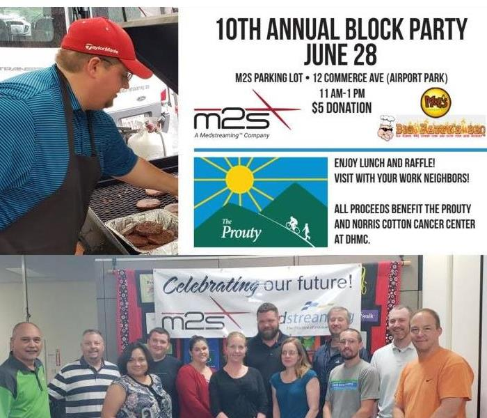 Community 10th Annual AirPark Block Party