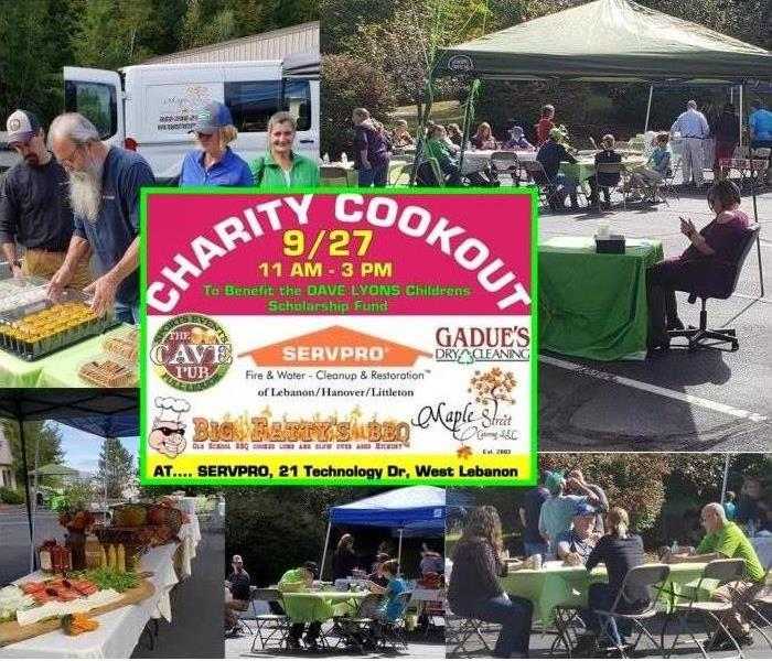 Community Children's Charity Cookout